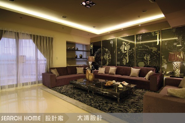 120坪新成屋(5年以下)_新中式風案例圖片_大凊設計_大凊_07之1