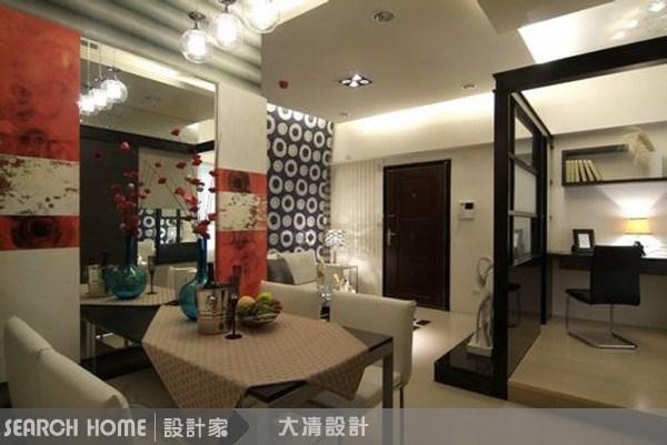 20坪新成屋(5年以下)_混搭風案例圖片_大凊設計_大凊_03之2