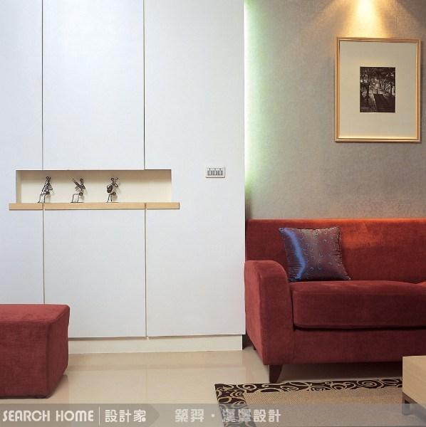 18坪新成屋(5年以下)_現代風案例圖片_築羿設計‧漢澤設計_築羿‧漢澤_03之2