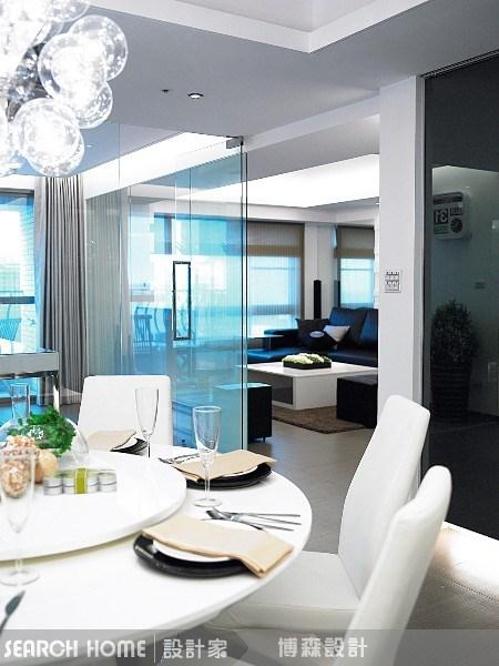 40坪新成屋(5年以下)_現代風案例圖片_博森設計工程_博森_04之3