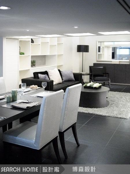 20坪新成屋(5年以下)_現代風案例圖片_博森設計工程_博森_03之4