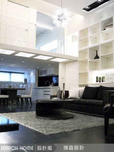 20坪新成屋(5年以下)_現代風案例圖片_博森設計工程_博森_03之1