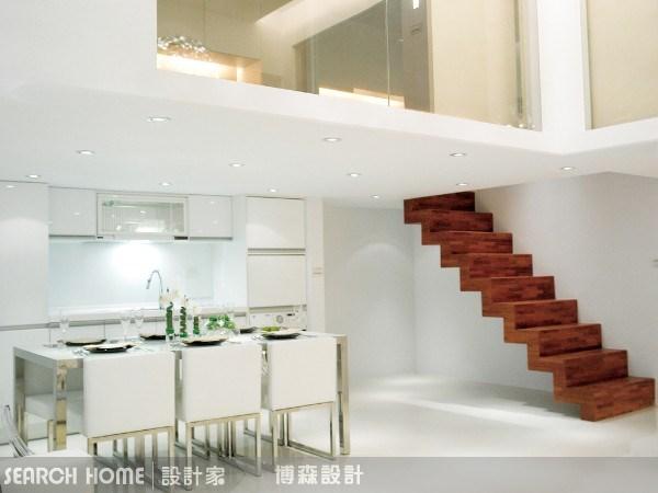 20坪新成屋(5年以下)_現代風案例圖片_博森設計工程_博森_02之5