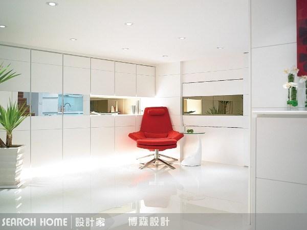 20坪新成屋(5年以下)_現代風案例圖片_博森設計工程_博森_02之1
