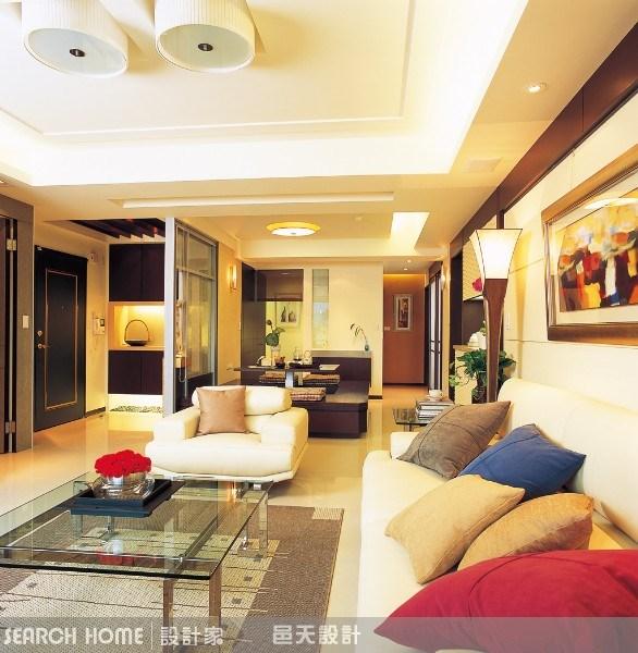 40坪新成屋(5年以下)_混搭風案例圖片_邑天室內設計_邑天_02之4