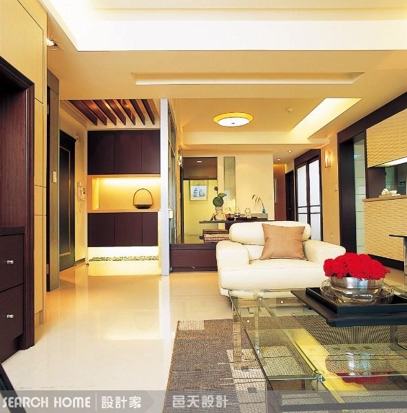40坪新成屋(5年以下)_混搭風案例圖片_邑天室內設計_邑天_02之1