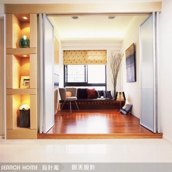 18坪新成屋(5年以下)_現代風案例圖片_邑天室內設計_邑天_01之1