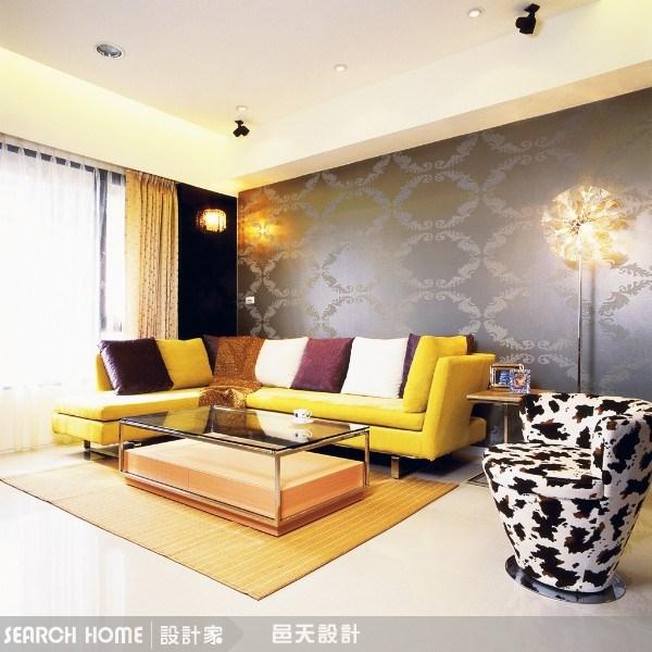 18坪新成屋(5年以下)_現代風案例圖片_邑天室內設計_邑天_01之3