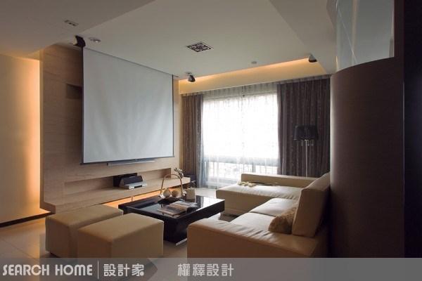 42坪新成屋(5年以下)_奢華風案例圖片_權釋設計_權釋_16之3