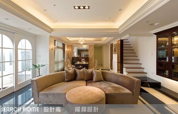 70坪新成屋(5年以下)_美式風案例圖片_權釋設計_權釋_14之3