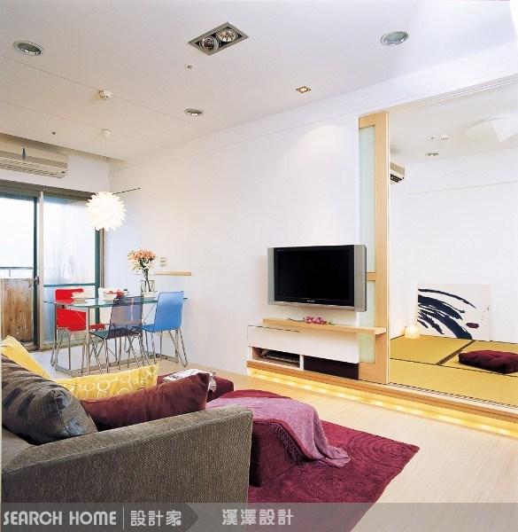 20坪新成屋(5年以下)_混搭風案例圖片_漢澤設計_漢澤_08之1