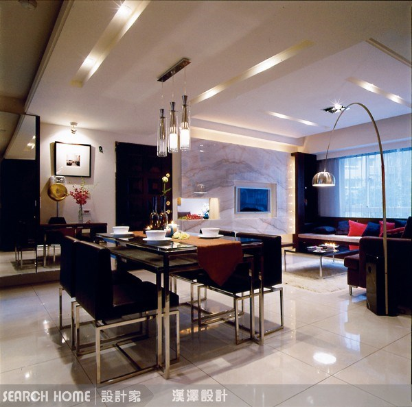 34坪新成屋(5年以下)_奢華風案例圖片_漢澤設計_漢澤_07之2