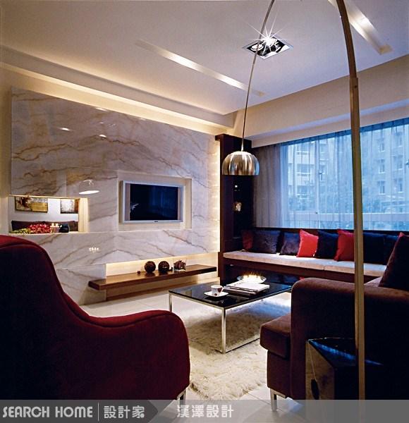 34坪新成屋(5年以下)_奢華風案例圖片_漢澤設計_漢澤_07之1
