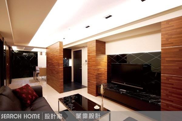 28坪中古屋(5~15年)_現代風案例圖片_葉偉室內設計工作室_葉偉_03之3