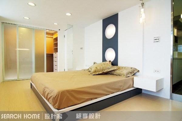 48坪新成屋(5年以下)_現代風臥室案例圖片_絕享設計_絕享_09之2