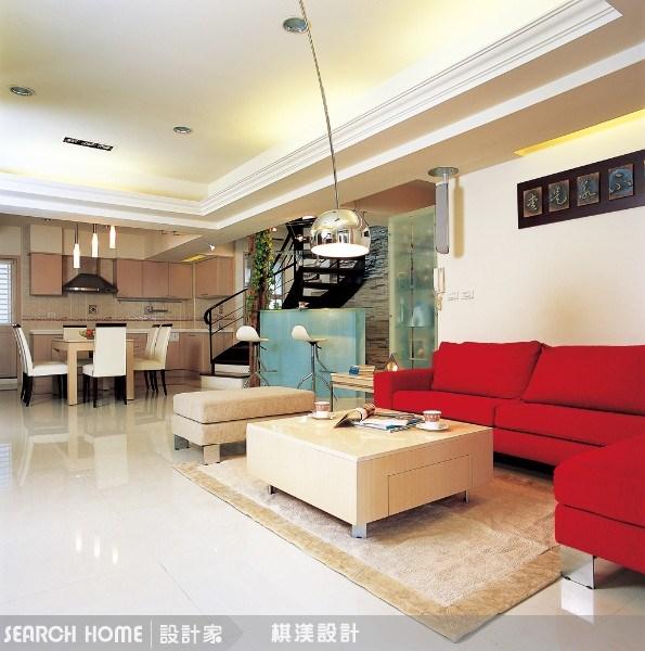 60坪新成屋(5年以下)_現代風案例圖片_棋渼室內設計_棋渼_03之1