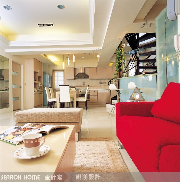 60坪新成屋(5年以下)_現代風案例圖片_棋渼室內設計_棋渼_03之5