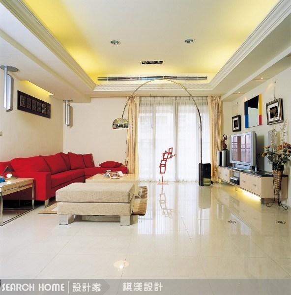 60坪新成屋(5年以下)_現代風案例圖片_棋渼室內設計_棋渼_03之4