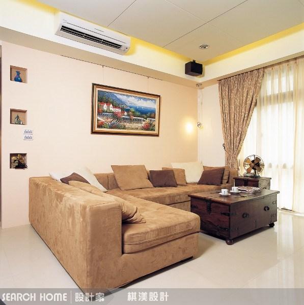 35坪新成屋(5年以下)_現代風案例圖片_棋渼室內設計_棋渼_02之1