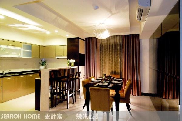 68坪新成屋(5年以下)_奢華風案例圖片_幾米空間設計_幾米_06之1