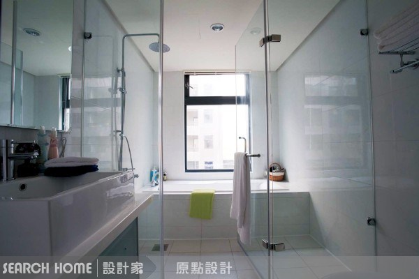 60坪新成屋(5年以下)_現代風案例圖片_原點室內設計_原點_07之2