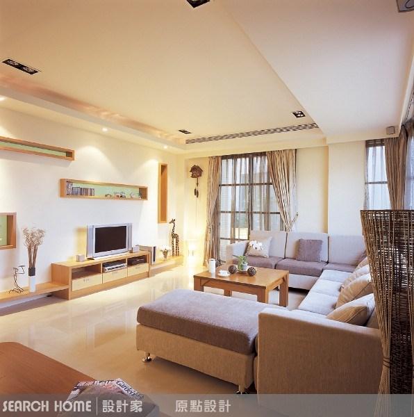 80坪新成屋(5年以下)_休閒風案例圖片_原點室內設計_原點_05之4