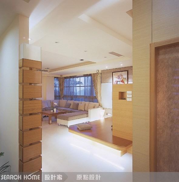 80坪新成屋(5年以下)_休閒風案例圖片_原點室內設計_原點_05之3