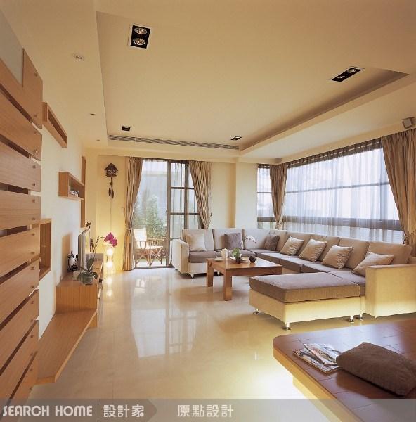 80坪新成屋(5年以下)_休閒風案例圖片_原點室內設計_原點_05之7