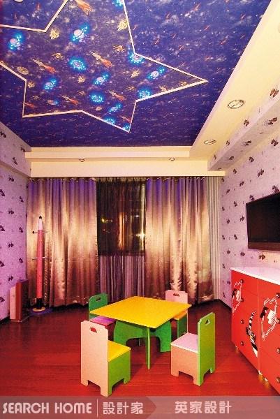 50坪新成屋(5年以下)_奢華風案例圖片_英家空間設計_英家_04之11