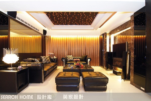 50坪新成屋(5年以下)_奢華風案例圖片_英家空間設計_英家_04之7