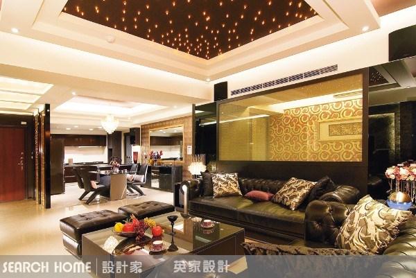 50坪新成屋(5年以下)_奢華風案例圖片_英家空間設計_英家_04之4