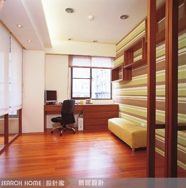 35坪新成屋(5年以下)_休閒風案例圖片_易居設計_易居_05之5