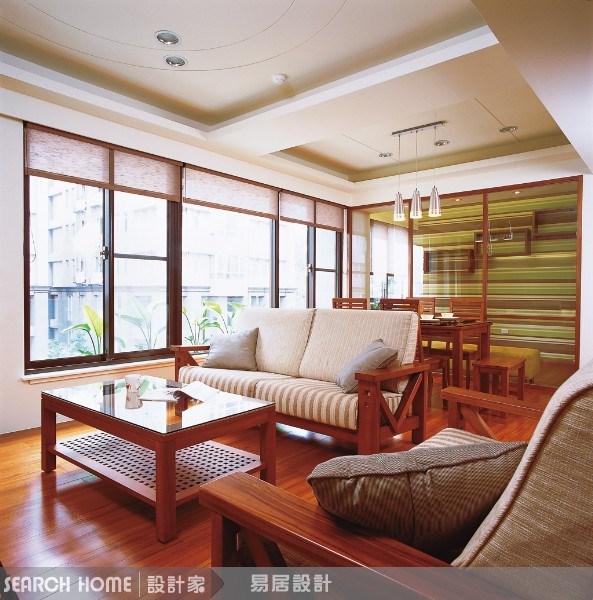35坪新成屋(5年以下)_休閒風案例圖片_易居設計_易居_05之4