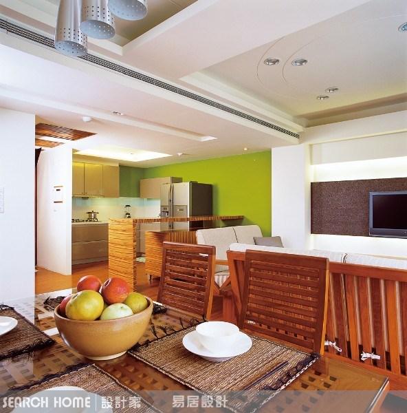 35坪新成屋(5年以下)_休閒風案例圖片_易居設計_易居_05之3