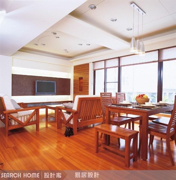 35坪新成屋(5年以下)_休閒風案例圖片_易居設計_易居_05之6