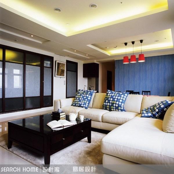 35坪新成屋(5年以下)_現代風案例圖片_易居設計_易居_04之1