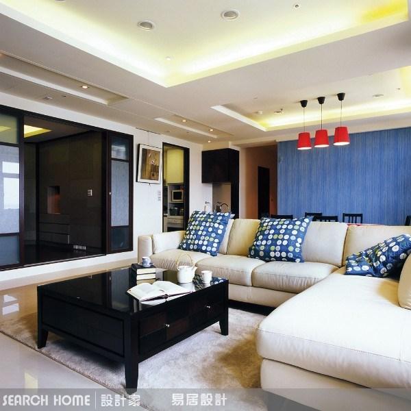 35坪新成屋(5年以下)_現代風案例圖片_易居設計_易居_04之3