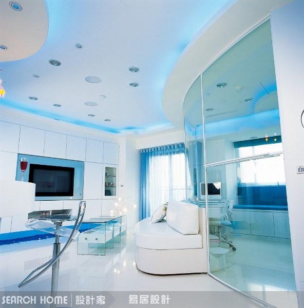 25坪新成屋(5年以下)_現代風案例圖片_易居設計_易居_02之4