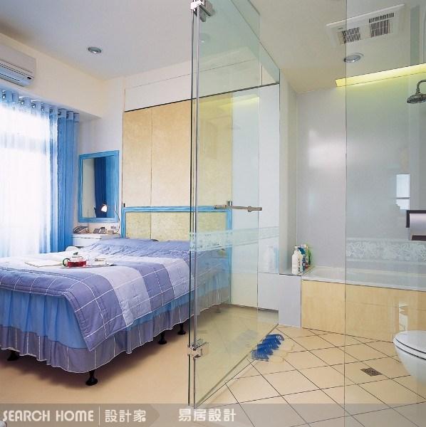 25坪新成屋(5年以下)_現代風案例圖片_易居設計_易居_02之1