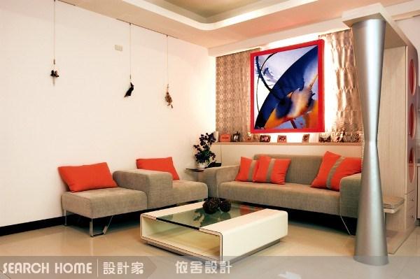 80坪新成屋(5年以下)_現代風案例圖片_依舍室內設計_依舍_03之1