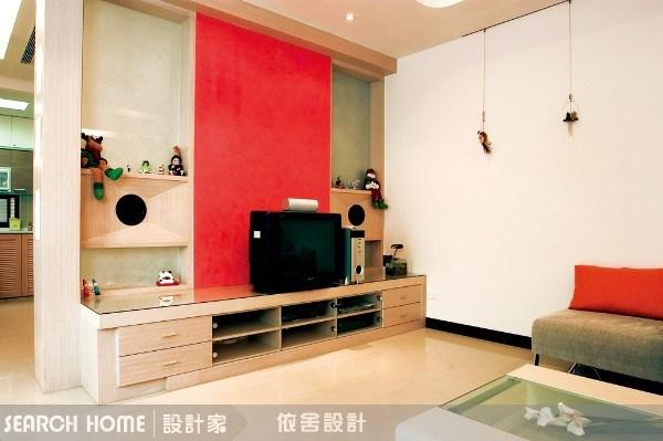 80坪新成屋(5年以下)_現代風案例圖片_依舍室內設計_依舍_03之2