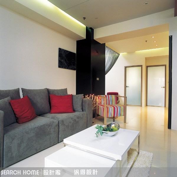 24坪新成屋(5年以下)_現代風案例圖片_汎得空間規劃設計_汎得_03之4