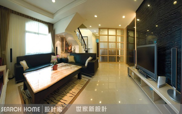 100坪新成屋(5年以下)_現代風案例圖片_世家新室內裝修_世家新_08之2