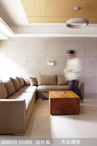 75坪新成屋(5年以下)_休閒風案例圖片_大山空間設計_大山_02之4