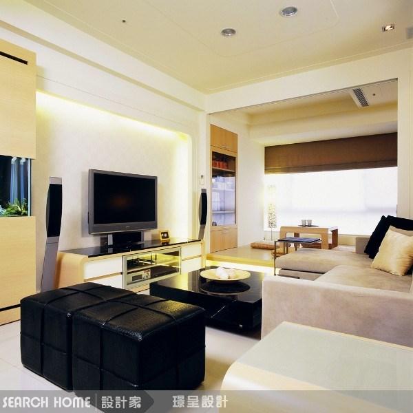 35坪新成屋(5年以下)_現代風案例圖片_璟呈設計_璟呈_02之3