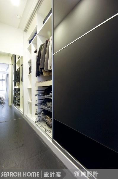 25坪新成屋(5年以下)_現代風案例圖片_筑域國際空間設計_筑域_01之4