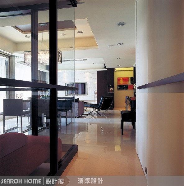 60坪新成屋(5年以下)_現代風案例圖片_漢澤設計_漢澤_01之5