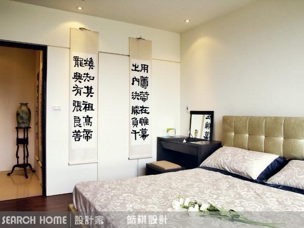 40坪新成屋(5年以下)_新中式風案例圖片_皓棋設計_皓棋_04之1