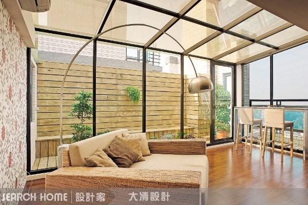100坪新成屋(5年以下)_現代風案例圖片_大凊設計_大凊_02之1