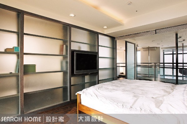 100坪新成屋(5年以下)_現代風案例圖片_大凊設計_大凊_02之2